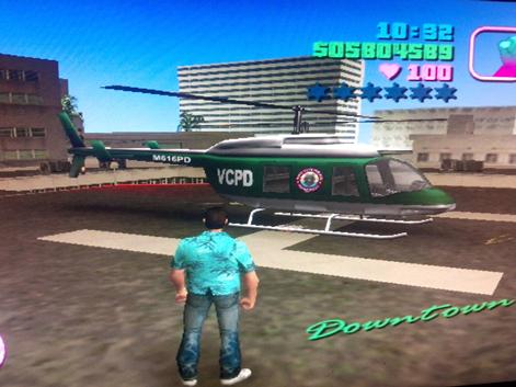 《侠盗飞车罪恶都市》怎么开飞机以及开坦克