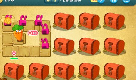 宝箱矢量 扁平化