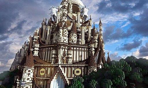 《我的世界》城堡怎么建 城堡教程分享图片