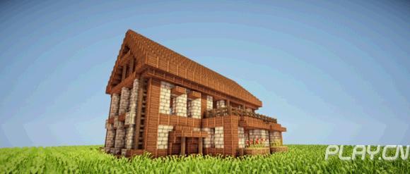我的世界别墅设计图都有哪些 我的世界别墅建造教程
