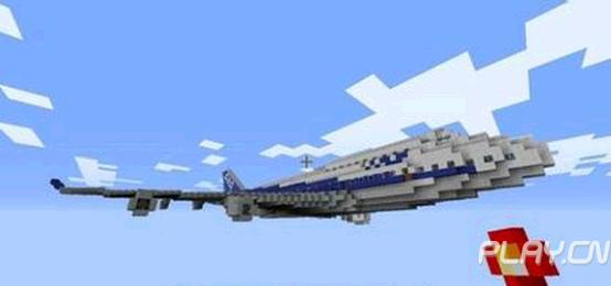 我的世界里怎样造飞机的方法介绍 我的世界造飞机材料